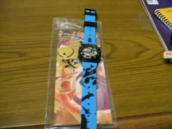 ルカリオ時計