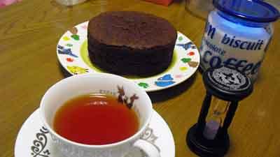 ポケモン紅茶タイム