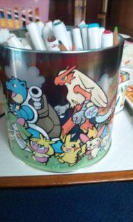 ルカリオ缶2