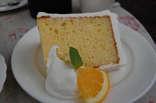 s-シフォンケーキ