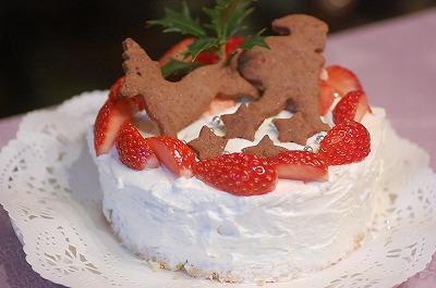 s-クリスマスケーキ2010