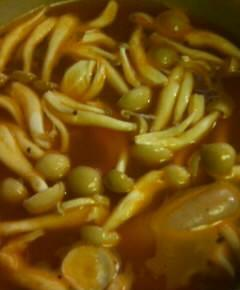 イタリア風ソーセージスパ鍋6