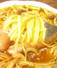 イタリア風ソーセージスパ鍋14
