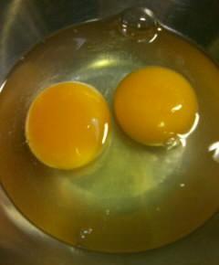 うなぎと高菜と卵の混ぜご飯4