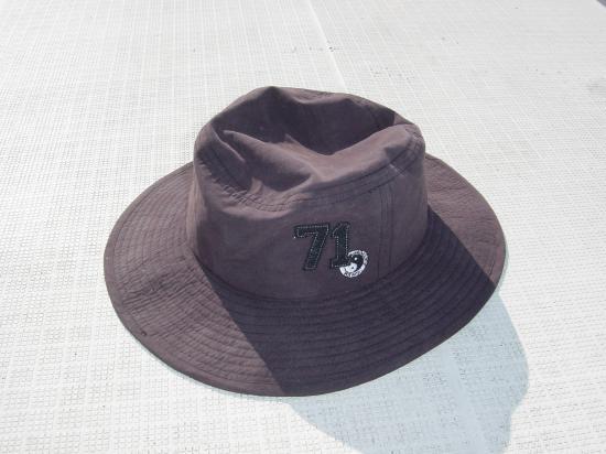 魂の入った帽子