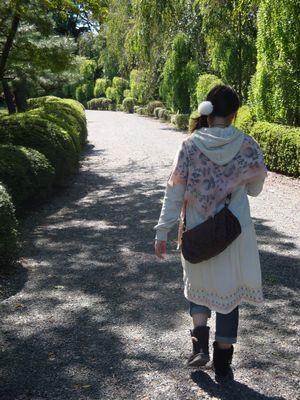 mizuki散歩