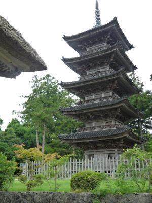妙宣寺 五重塔