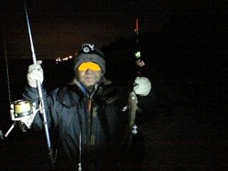 2匹め釣ってる