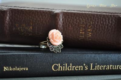 バラの指輪