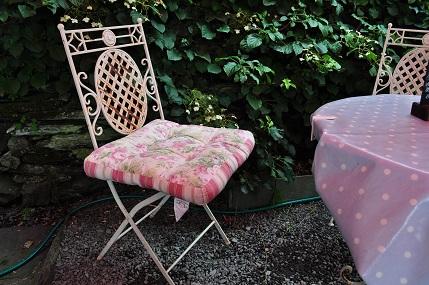 雰囲気のある椅子