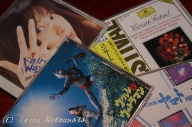 SC-E232の試聴CD