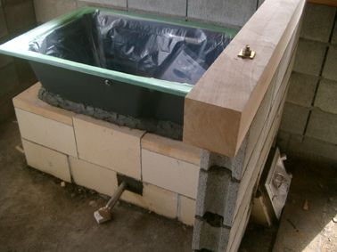 16風呂設置