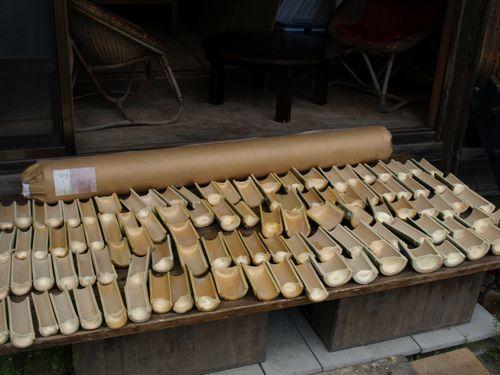 5できた竹皿