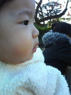 20091202  初めての動物園 012