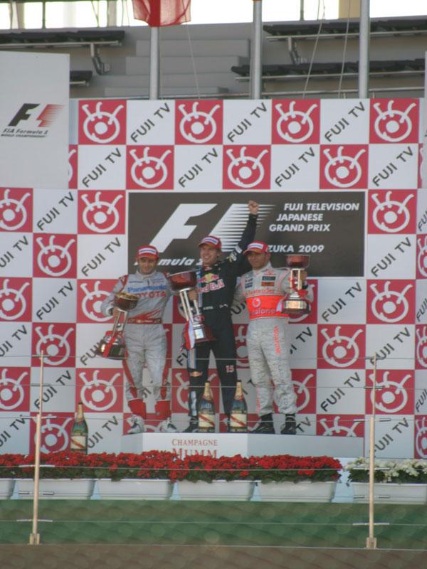 09年F1日本GP