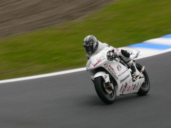 2009MotoGP 250ccクラス 青山周平