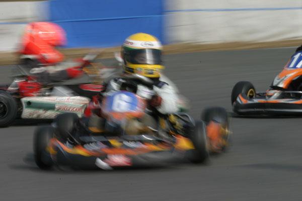 サーキット秋ヶ瀬 CA KART RACE 開幕戦