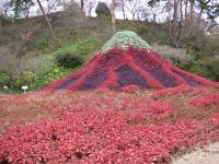 モザイ赤富士