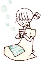 女の子 ソーダ2(BOUS)