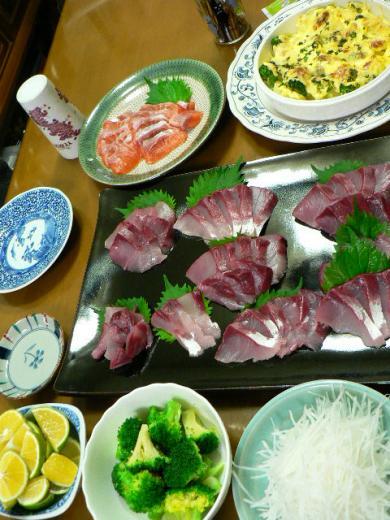 2009年10月27日夕食