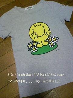 Mr.HappyTシャツ