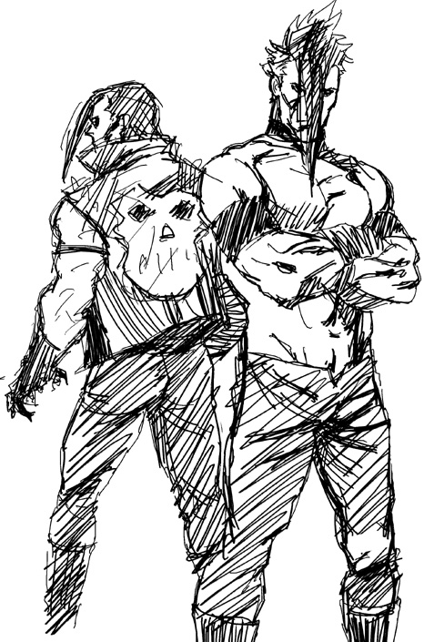ジェリー&ドイル