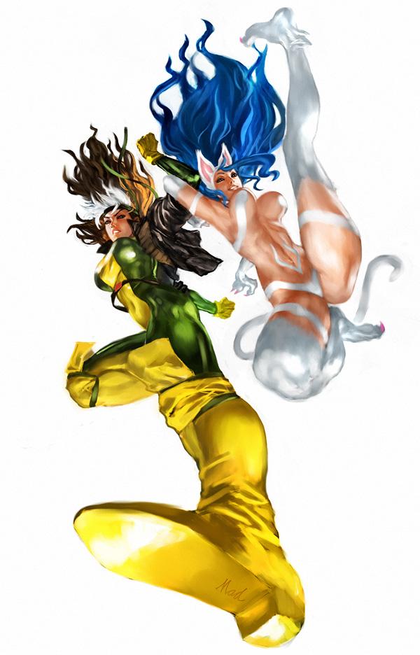 Rogue&Felicia