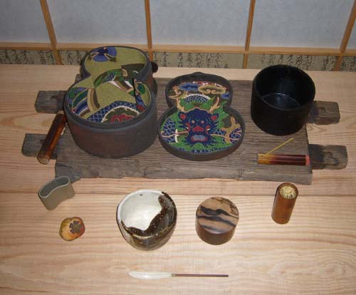 09茶箱展