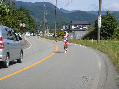 田沢湖マラソン1117