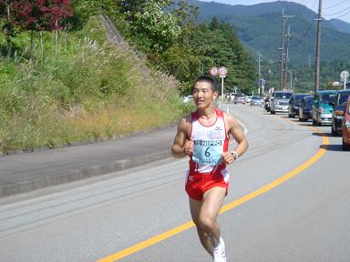 田沢湖マラソン1114