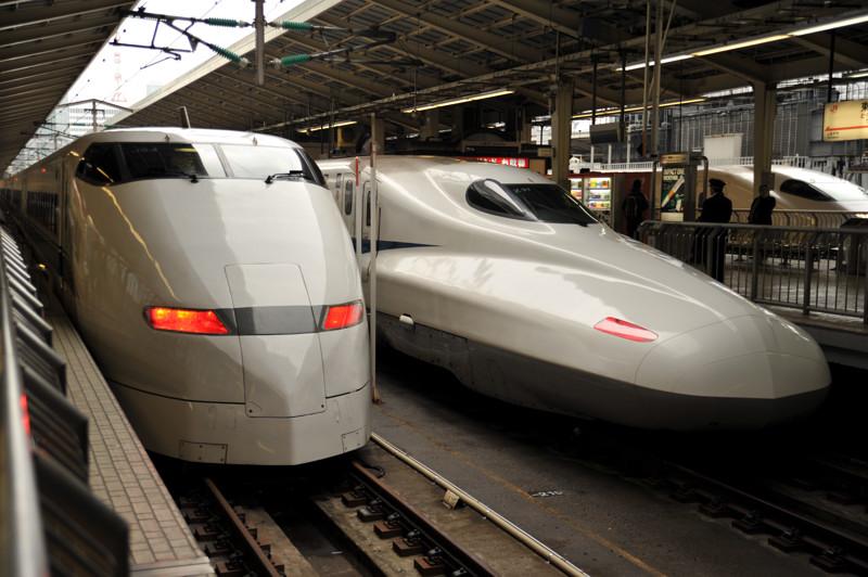 N700&300系