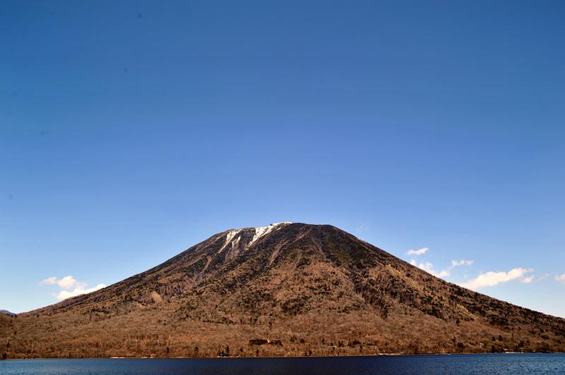 リアル男体山