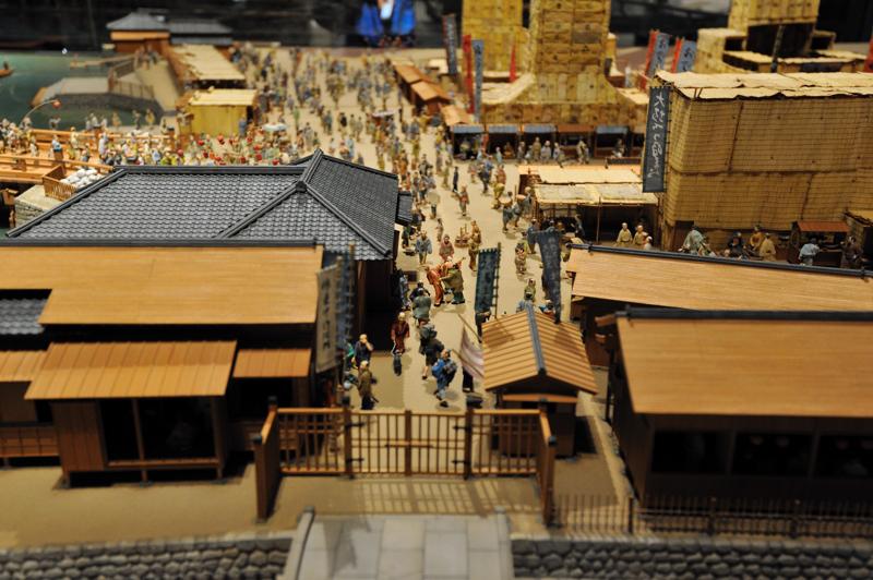 江戸の町並み3