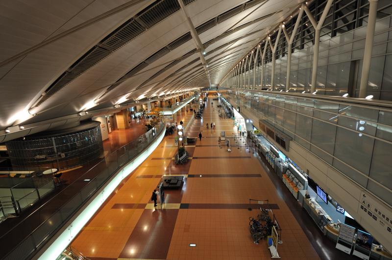 羽田第2旅客ターミナル2-1