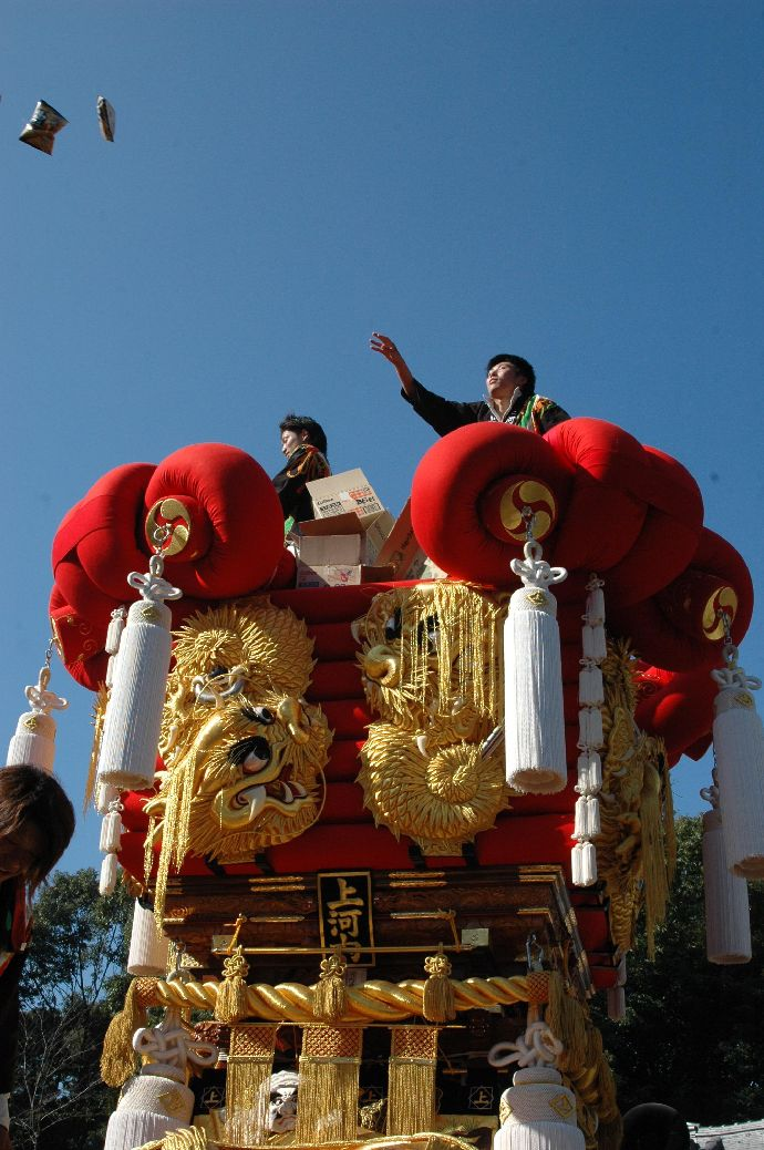 山本町「ちょうさ」秋祭り 143