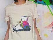 一時販売していたTシャツ