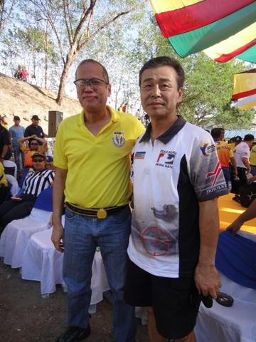 フィリピン国アキノ大統領