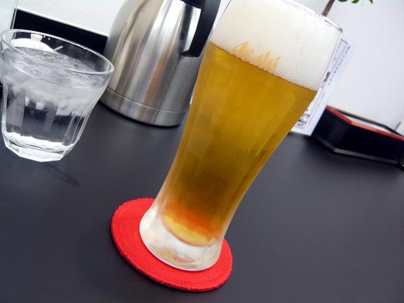 た ビール