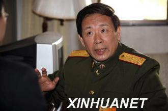 中国#20891;事科学学会副秘#20070;#38271; #32599;援少将