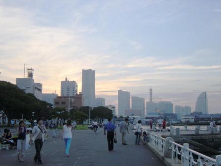 091122 横浜風景