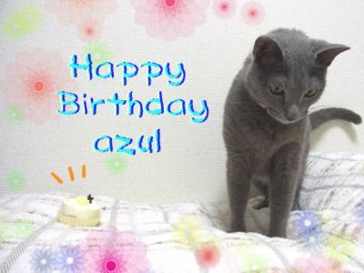 アスル誕生日2010