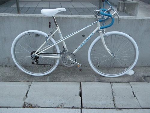 自転車の プジョー 自転車 ミニベロ : ... プジョー ジュビリー 24インチ