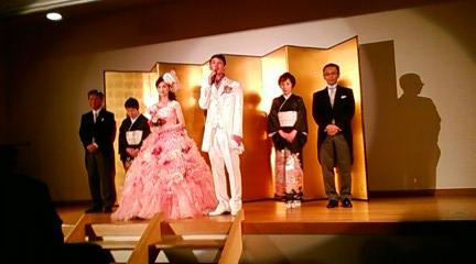 茂木ちゃん結婚式