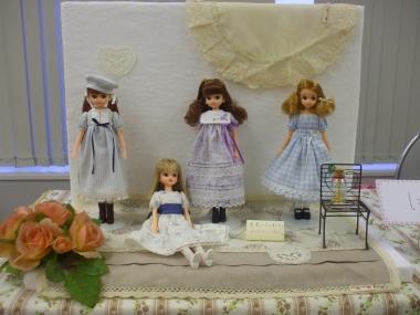 2010.10.17サンクスフェア大阪 みんギャラ 展示