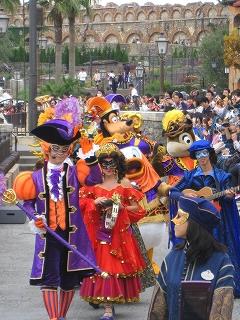 Disney Sea マウスカレード・ダンス01