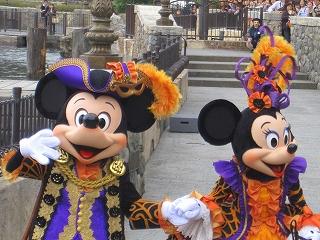 Disney Sea マウスカレード・ダンス03ミッキーミニー