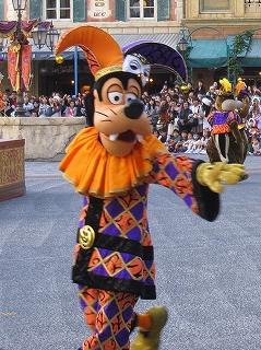 Disney Sea マウスカレード・ダンス04グーフィー