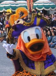 Disney Sea マウスカレード・ダンス06ドナルド
