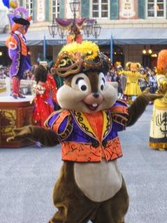 Disney Sea マウスカレード・ダンス09