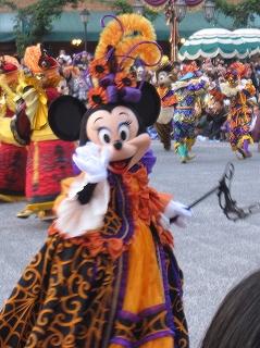 Disney Sea マウスカレード・ダンス10ミニー